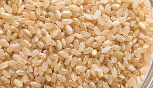 『玄米じゃぱん』は栄養バランスのとれた完全食です